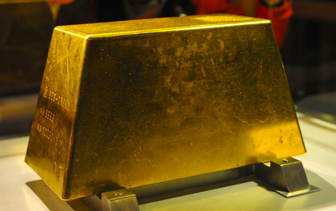1 kg goud waarde