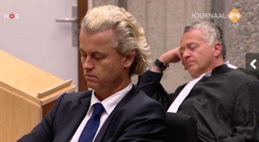 21643e17304e7e GeenStijl  Wildersproces   s SCHULDIG of  s  ONSCHULDIG!