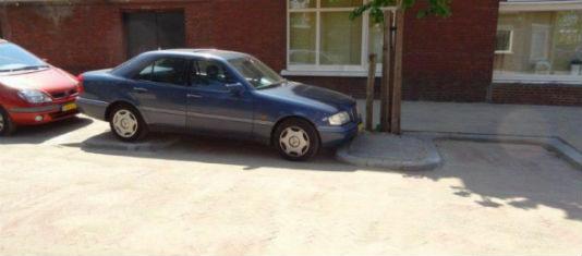miniparkeerplekken