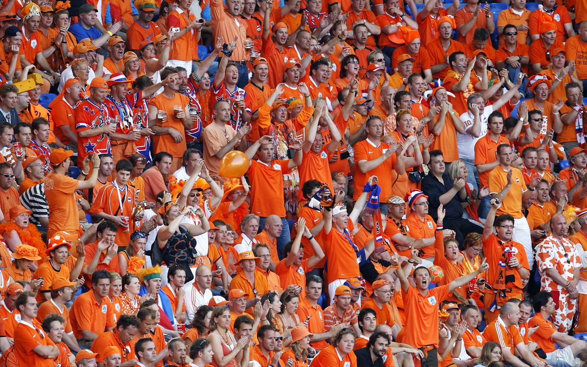 Wc team introducer oranje - Wc oranje ...