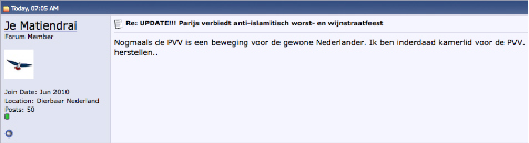 Binnenkort op godhatesfags.com: Boris van der Ham?