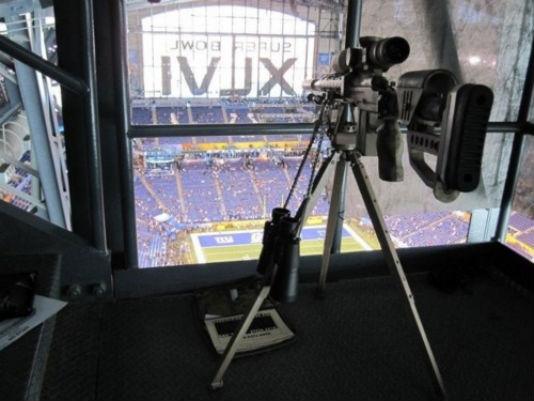 Geenstijl Hooliganbeveiliging Bij Super Bowl Snipers