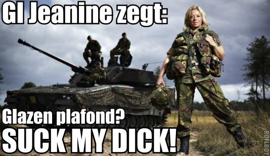 GI Jeanine