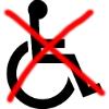 verbotenfurgehandicapten