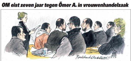 Nederland ook handelsland voor pedo-moslims