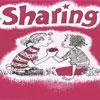 Eerlijk alles delen!