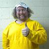 Micha Kat toen hij nog werkzaam was bij NRC