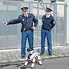 Hee politiepauper, al afgestudeerd?