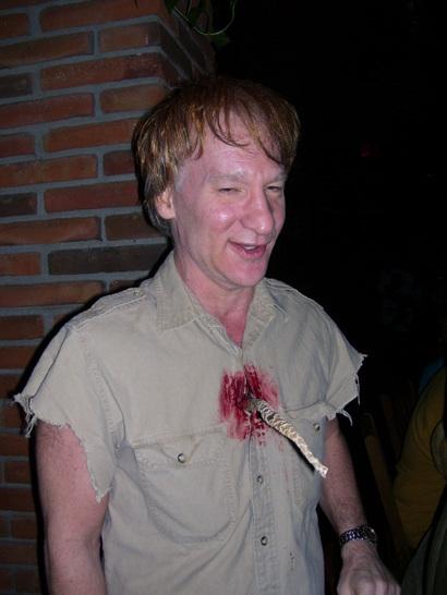 Halloween Kleding Maken.Geenstijl Het Steve Irwin Halloween Kostuum