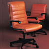 The Ergo Fleischbaum® Management is the perfect balance of legendary design and ergonomic comfort, reflecting the corporate images of the most distinguished financial, accounting and law firms