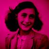Iemand zei; dit is Anne Frank...