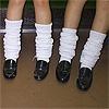 Sokken zijn voor Japanse Sgoolmeisjes