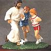 jezus aan de bal!
