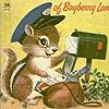 post eekhoorn, waar ben je dan?