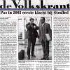 De Volkskrant is een kudtkrant!