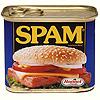 zoek de spam